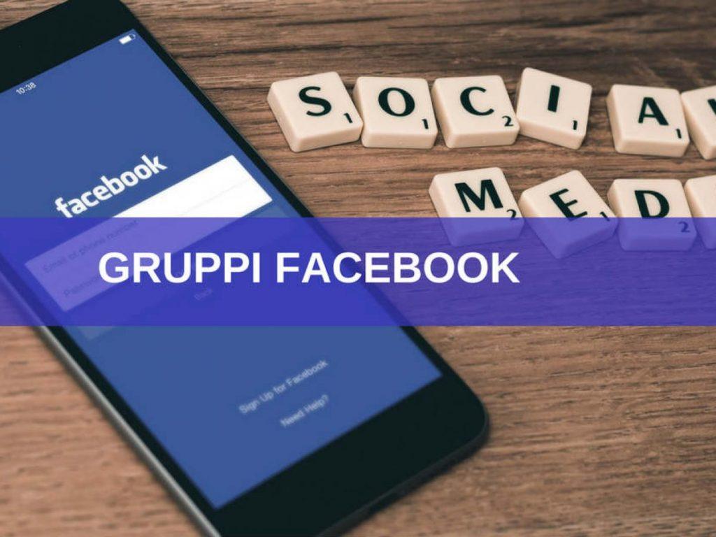 Aggiungere contatti a gruppo Facebook